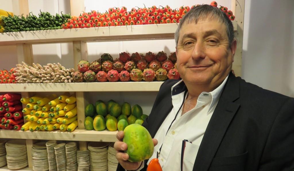 Israeli seedless papaya production on the rise