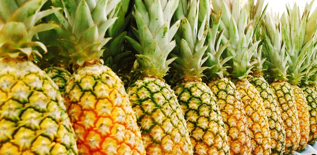 Pineapples can be used for alternative energy, new research finds