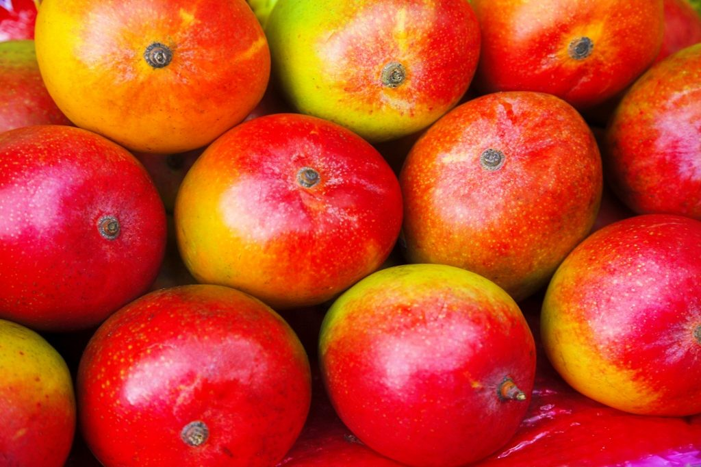 Drought affects Mexican mango sizing in 2017