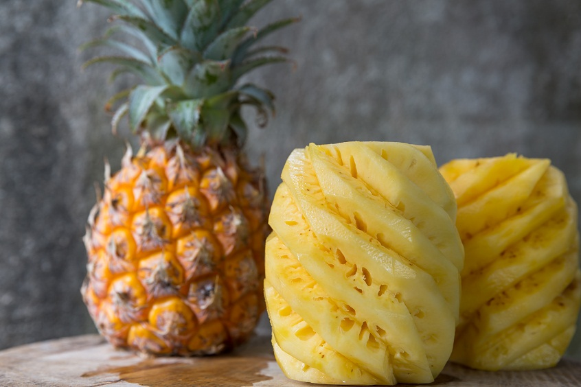 Costa Rica boosts pineapple exports in 2017