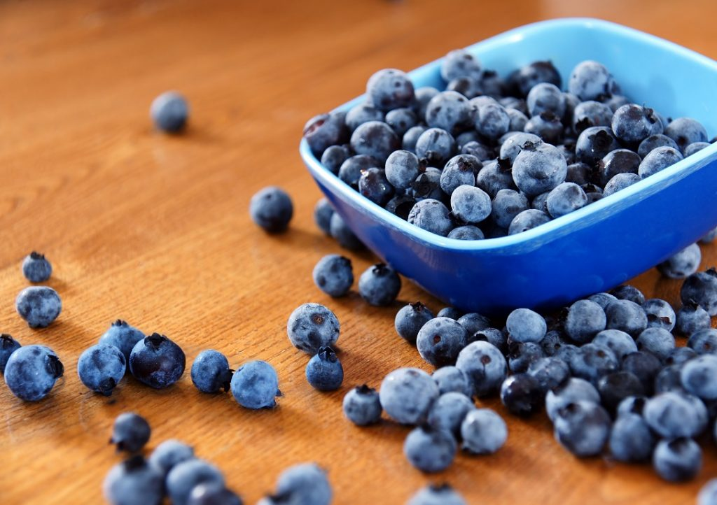 Slight delays but similar volumes for Chilean blueberries in 2017-18