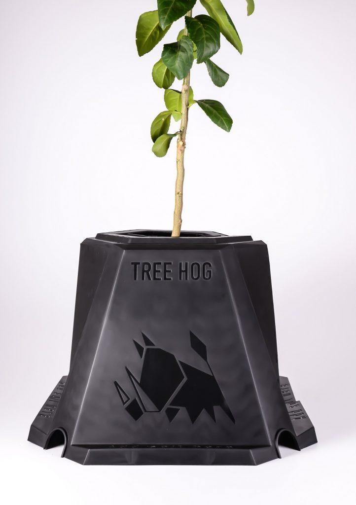 South African farmer develops 'Tree Hog' unit for more efficient irrigation