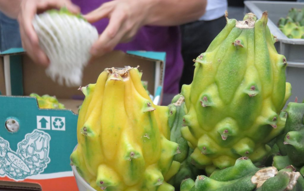 Colombia considers irradiation to bolster U.S.-bound fruit exports