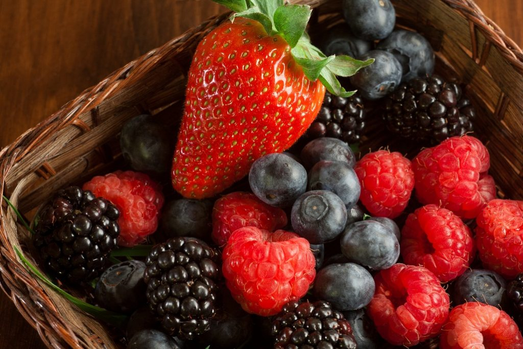 Declines for Mexican strawberry, blackberry production