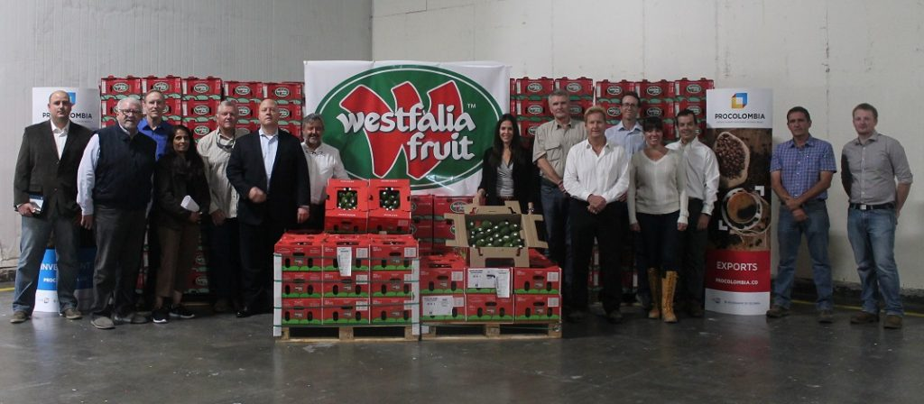 U.S. West Coast receives first Colombian Hass avocados