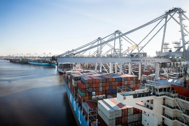 Shipping body to Biden: Only normalized demand will solve supply chain delays