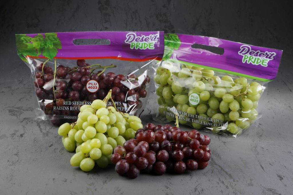Mexican table grape timing