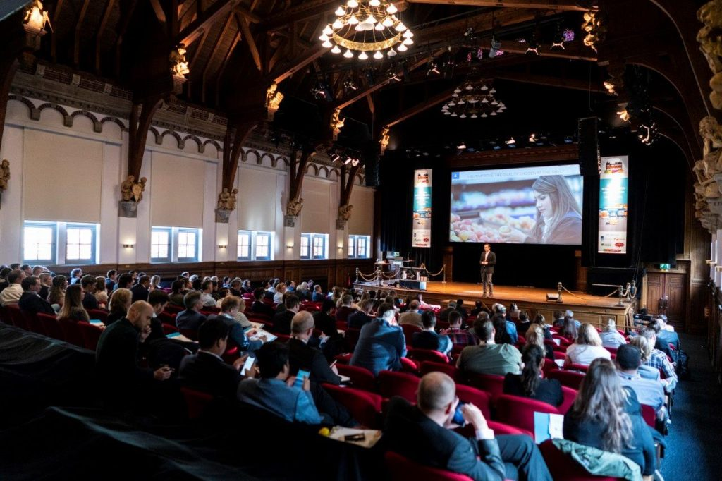 Omni-channel experts help produce industry adapt to retail's new reality at Amsterdam Produce Summit
