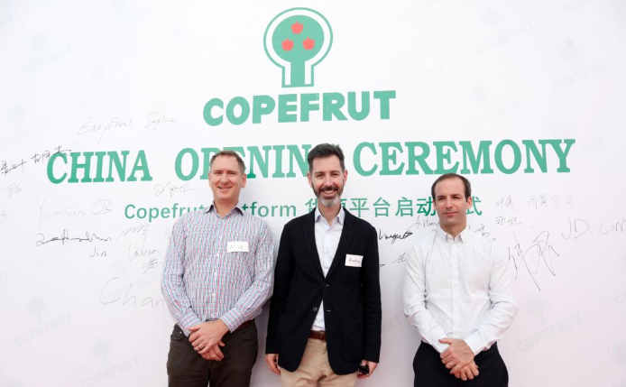 Chile's Copefrut launches commercial platform in China amid rapid market evolution