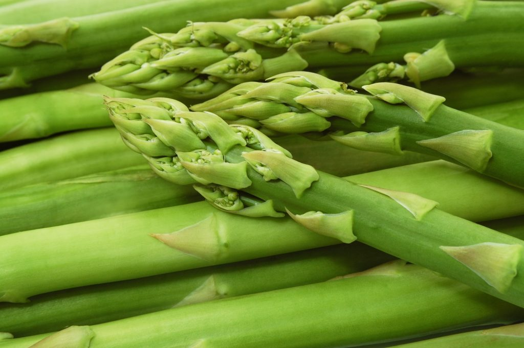 Asparagus in Charts: See how the market reacts as Mexico's volume more than doubles