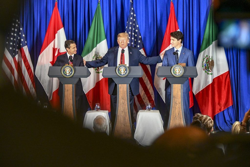 Mexico becomes first nation to ratify trade deal with U.S., Canada