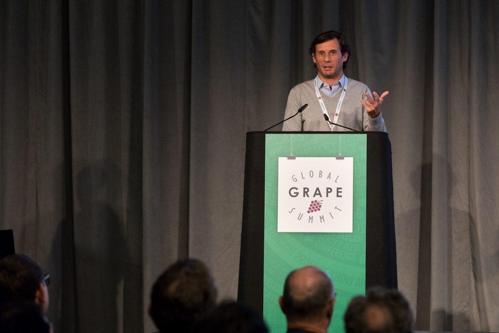 Global grape Summit Alejandro Peru