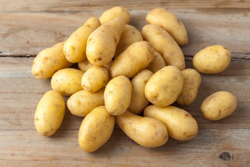 U.S.. Potato supplies to be hit by fall weather events