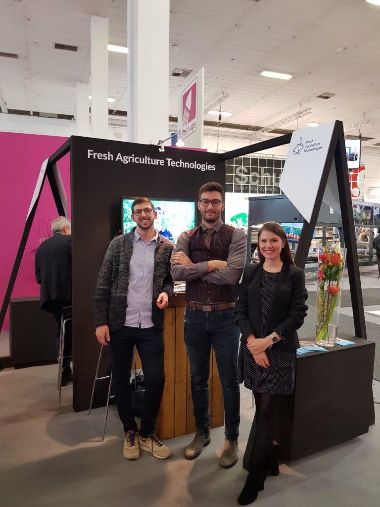 Digital Agronomist among TOP 20 start ups at Fruit Logistica