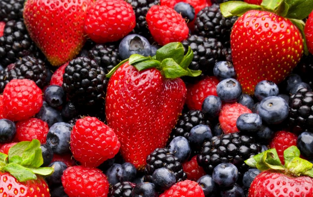 Agronometrics in Charts: Berry spot market pricing down on last year except for blueberries