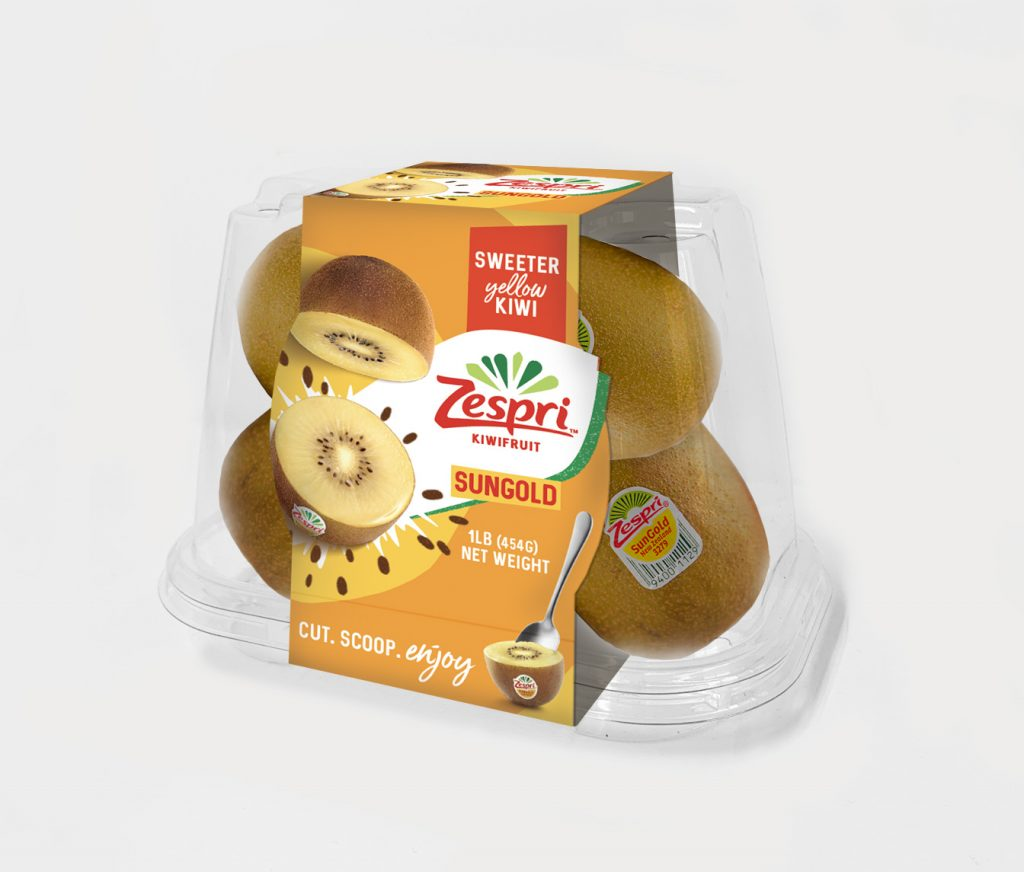 Zespri dedicated to delivery Vitamin-C packed Sungold kiwis to retailers