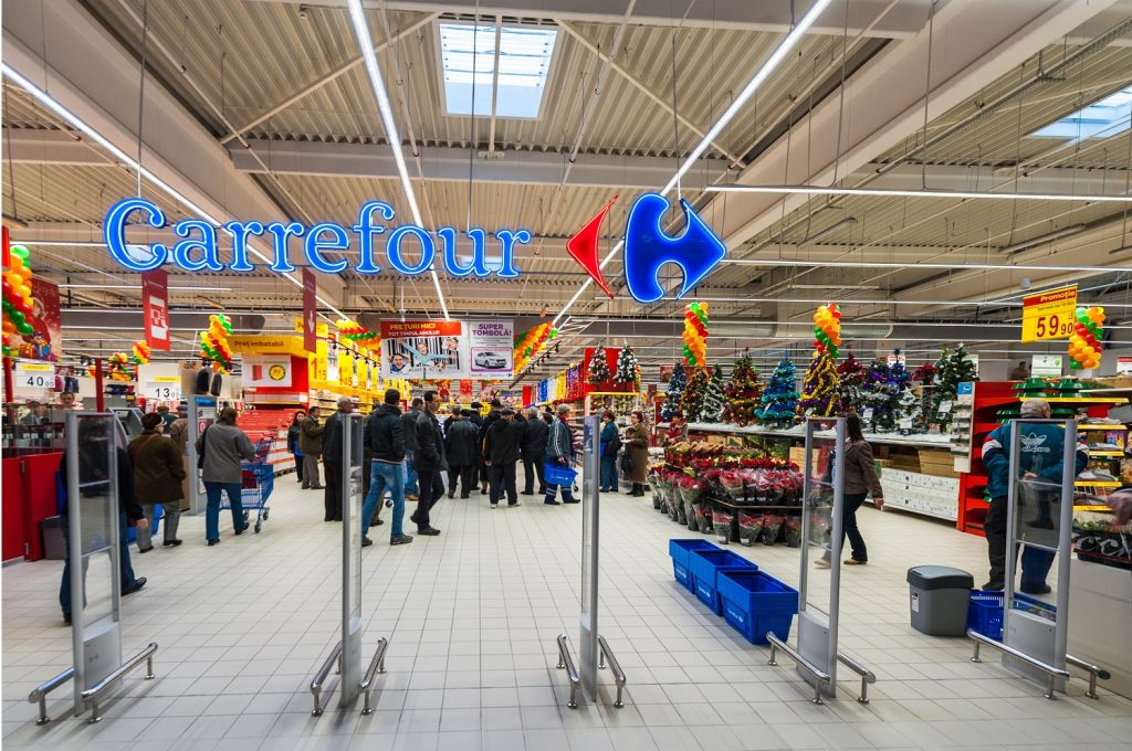 Carrefour and Tesco to end purchasing alliance
