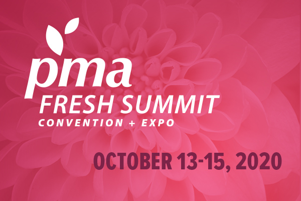 PMA announces Fresh Summit will be virtual this year