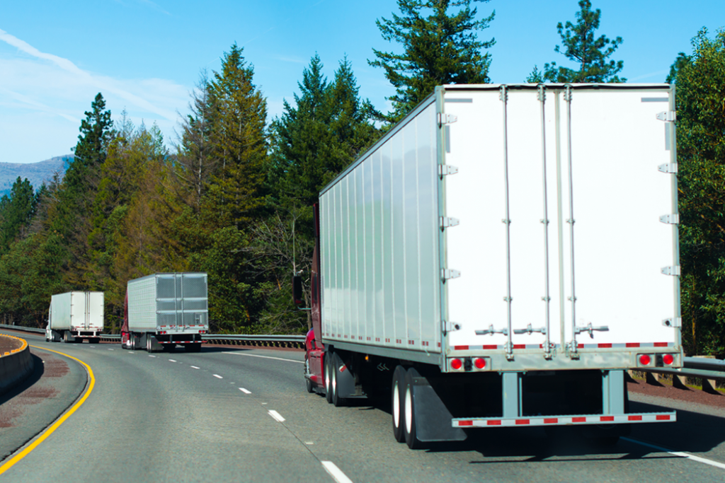Trucking crisis has U.S. looking for more drivers abroad