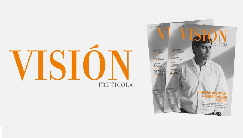 New magazine launched for fruit export industry in Chile and Peru