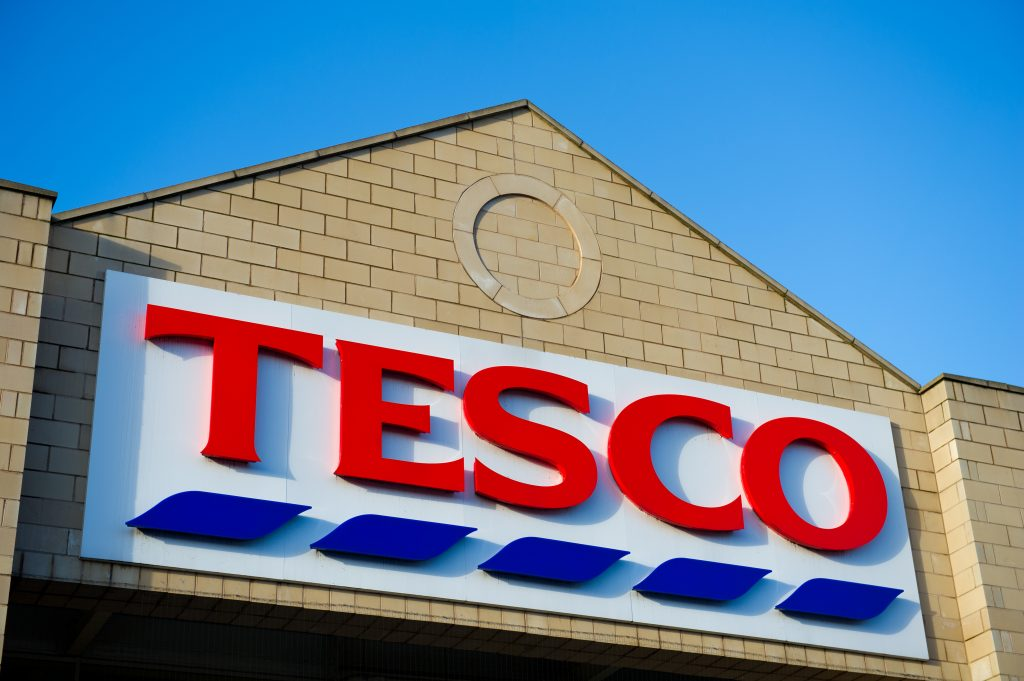 Pandemic shopping trends unwind for Tesco as sales growth slows
