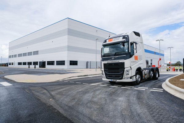 Compagnie Fruitiére banana ripening facility completed at DP World London Gateway Logistics Park