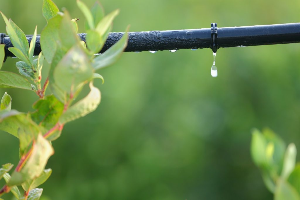 Measuring and correctly using water is essential for farmers