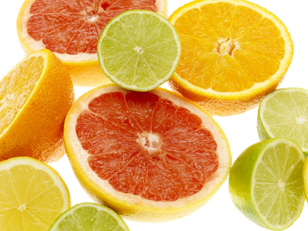 Mexican citrus exports increased significantly through August this year