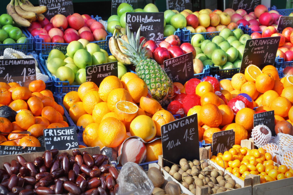 Organic produce sees growth in sales and volumes