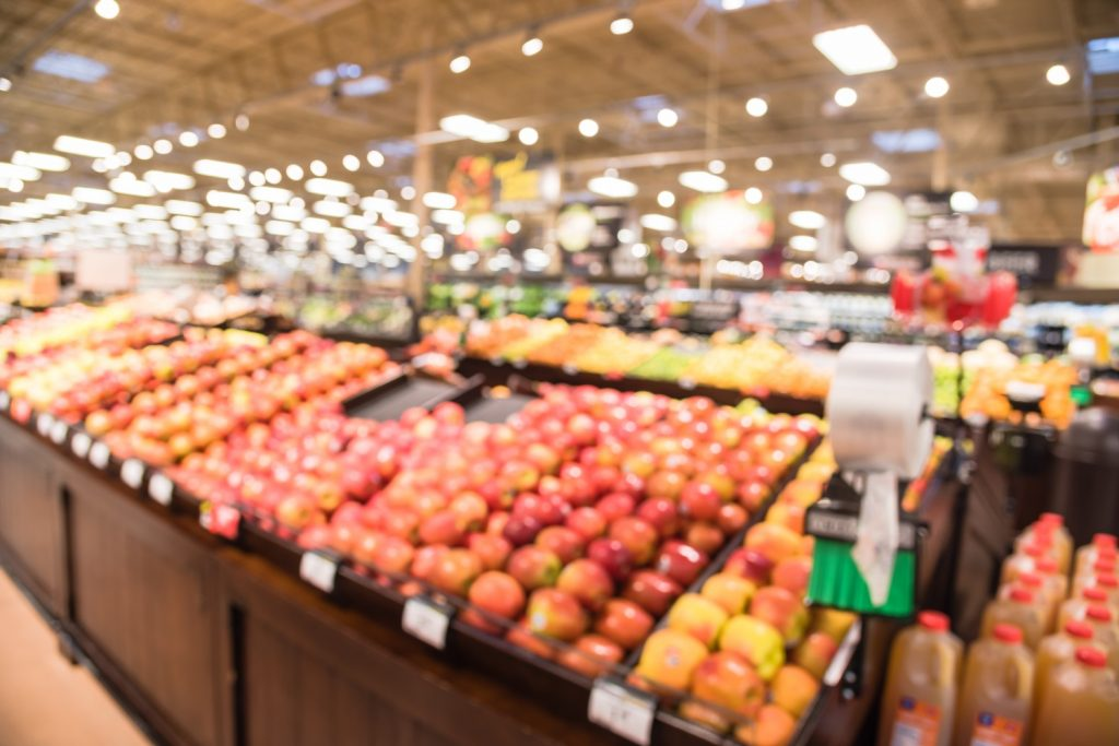 UK retail food and grocery market growth to slow sharply