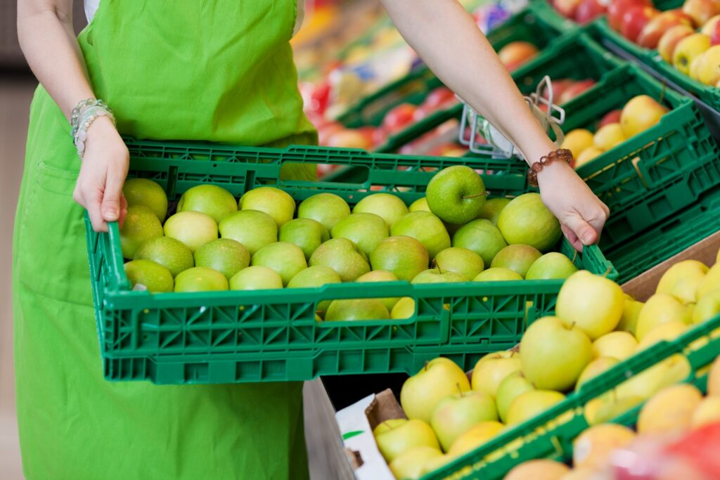 U.S.: Produce at retail had