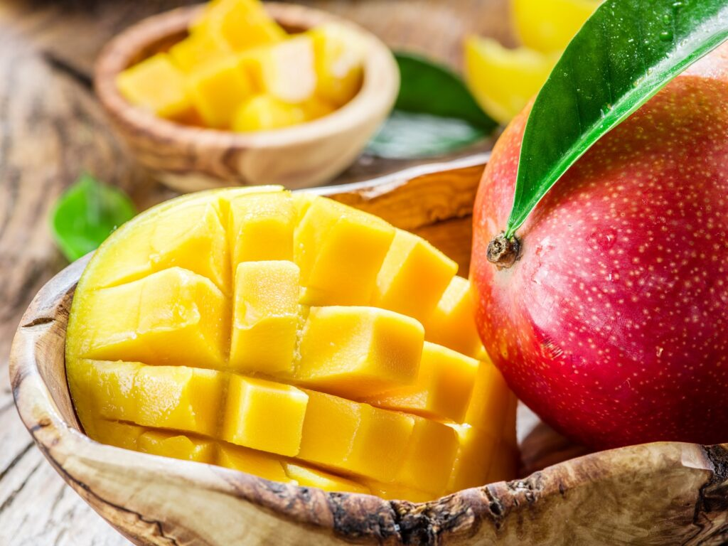 The mango industry is