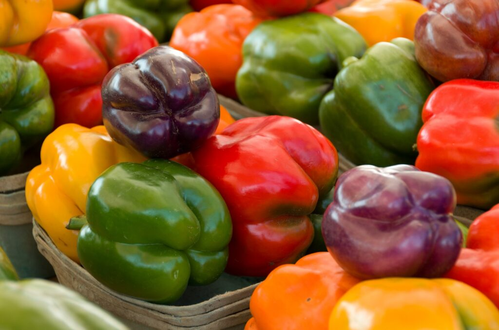 U.S. authorizes import of pepper fruit from Colombia
