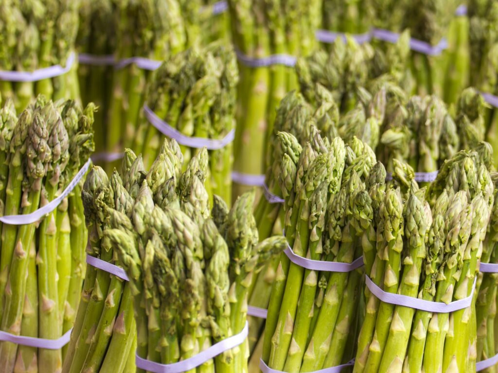Peru boosted asparagus exports to U.S. in 2020
