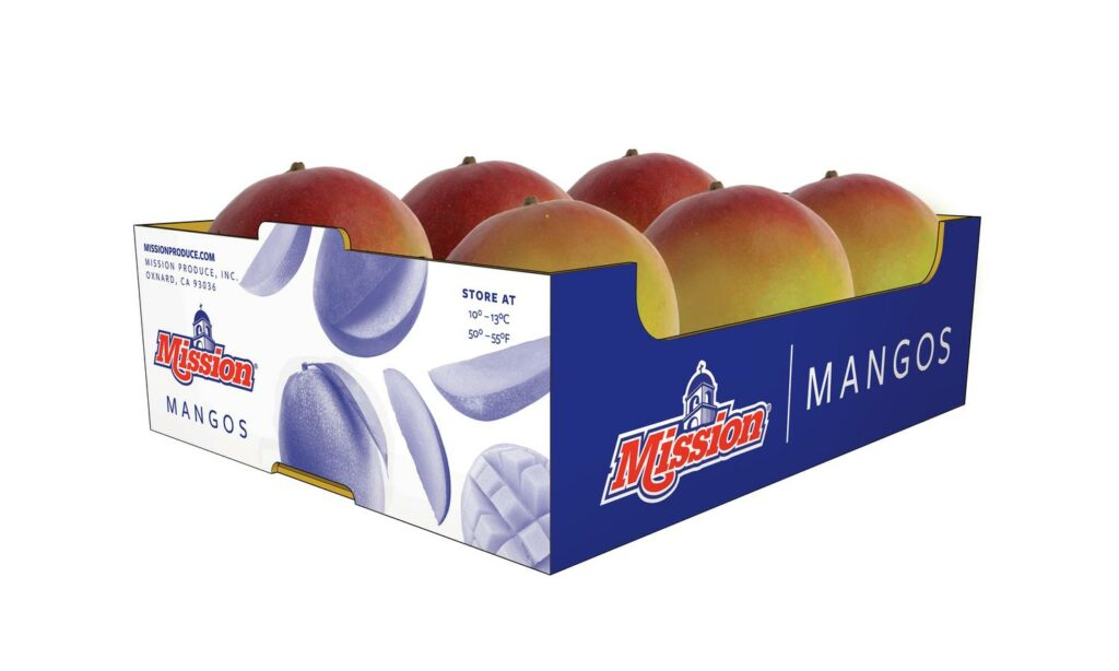 Mission Produce enters the mango category