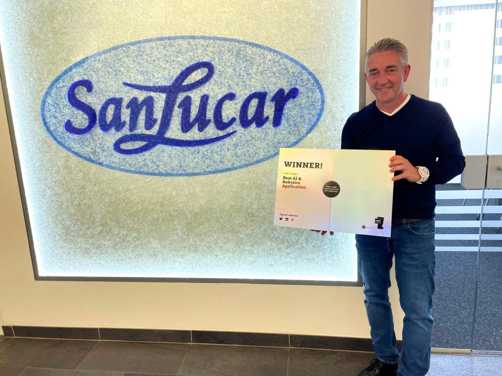SanLucar wins retail innovation award for Fresh Cut Refrigerator