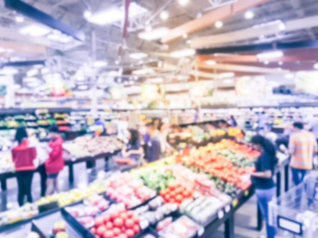 Cornell's Ed McLaughlin sees smaller format stores with secondary warehousing, JIT delivery, and changes in retail-buyer relationships