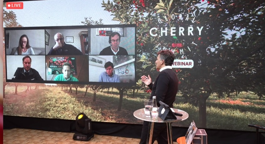 Captivating Global Cherry Summit webinar takes place successfully