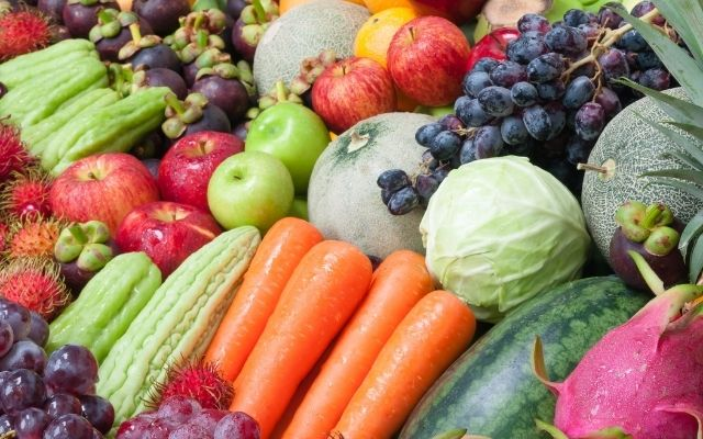 Global fresh produce trade volumes trend downward