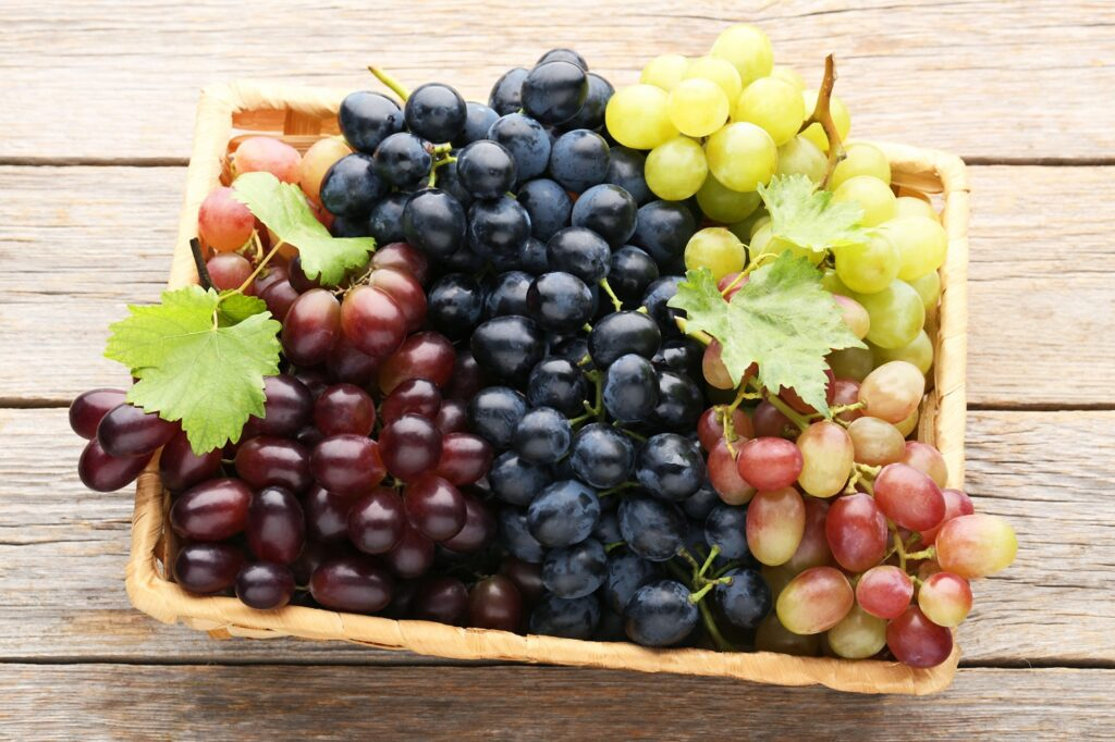 USDA purchases over $12M of grapes from seven California suppliers