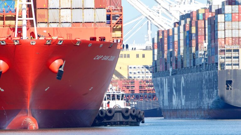 California port congestion continues with an early peak season looming