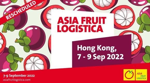 Asia Fruit Logistica reschedules