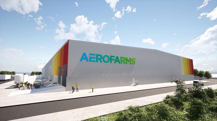 AeroFarms building world's largest research-focused vertical farm in UAE
