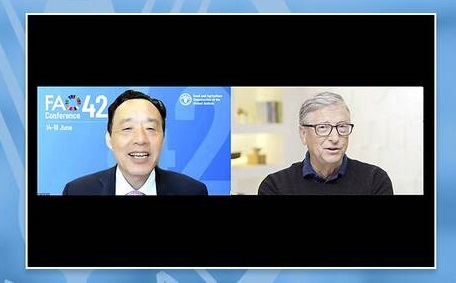 Bill Gates says ag innovation is necessary to deal with climate change impacts
