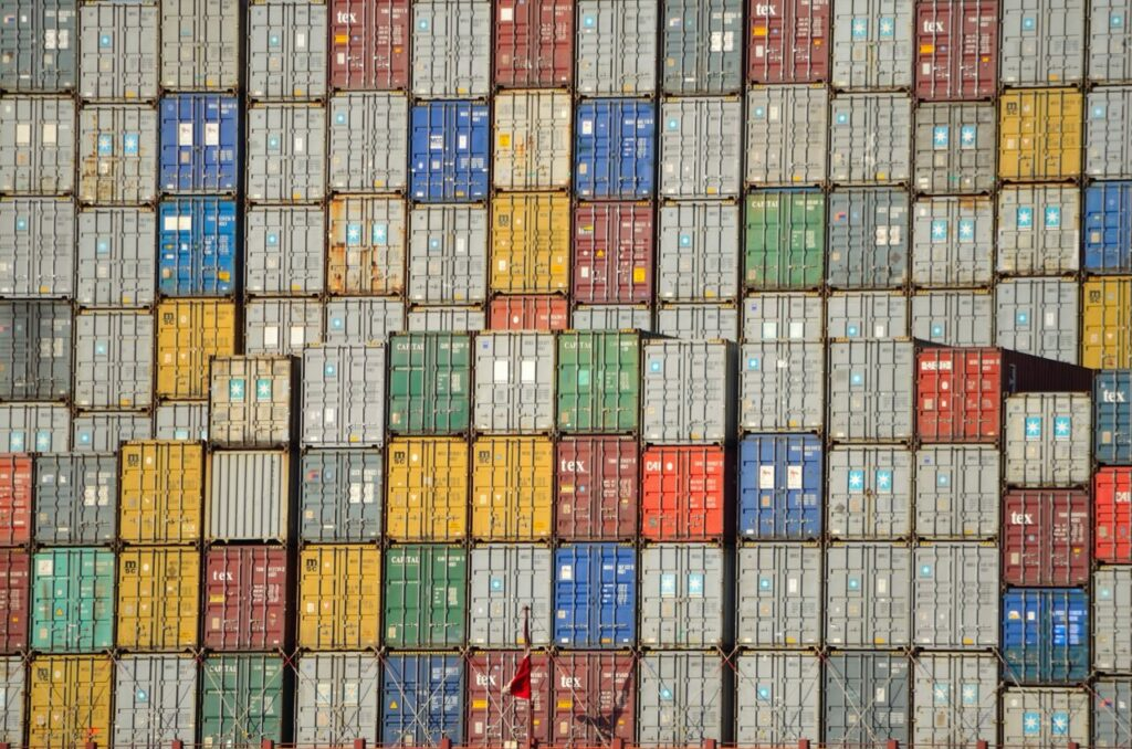 South China ports in crisis as logjam of box ships and containers grows