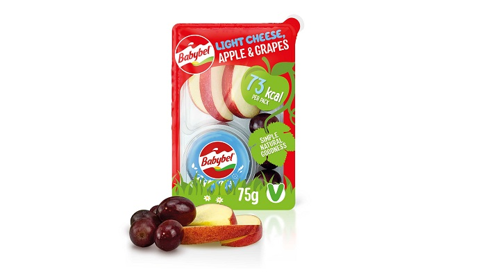 Jupiter Group and Babybel launch snackpack