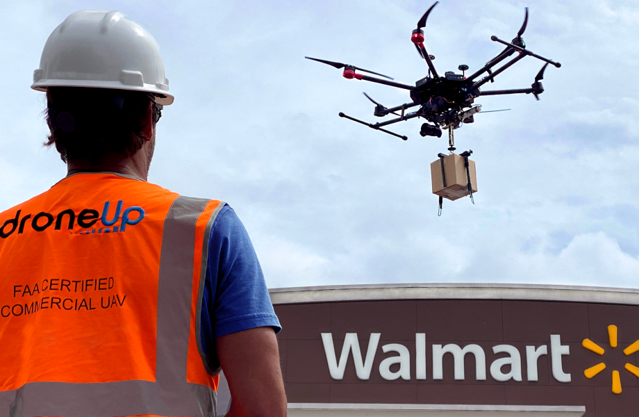 Walmart goes all in with drone company investment
