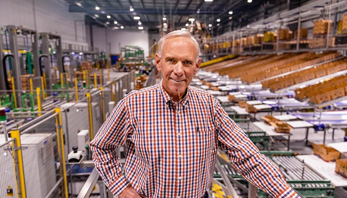 Mission Produce's Steve Barnard finalist in EY Entrepreneur Of The Year 2021