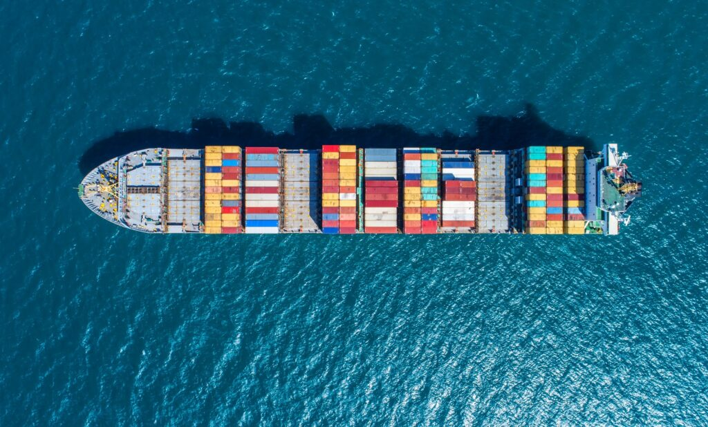 Container ship prices skyrocket amid ongoing supply chain bottlenecks