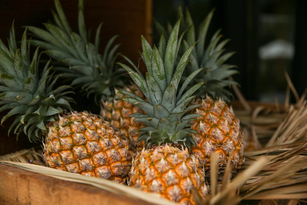Dole enters partnership to make vegan leather from pineapple waste